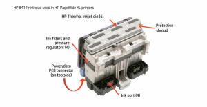 HP PageWide XL Printhead
