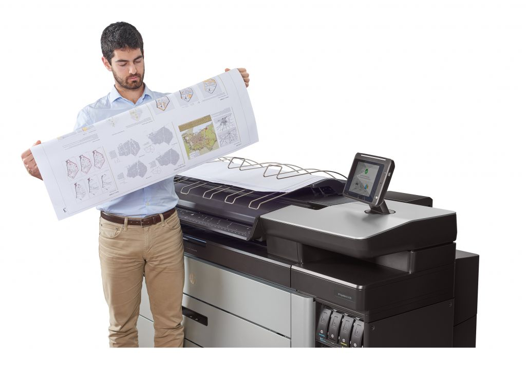 HP PageWide XL and Plotters from Lynn Imaging